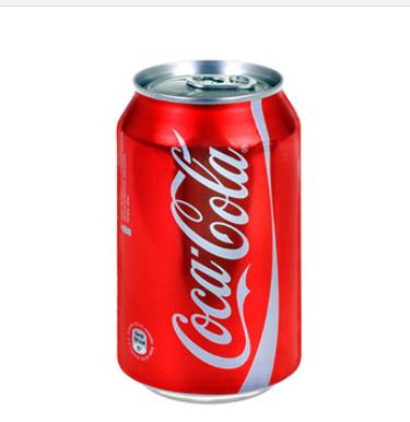 Coca Cola 24x33cl blik