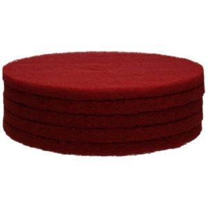3M™ Standaard Reinigingspads Rood - 432mm