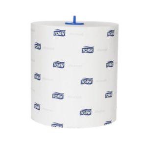 Tork matic soft handdoekrol 1 lgs wit H1 6 x 150 mtr