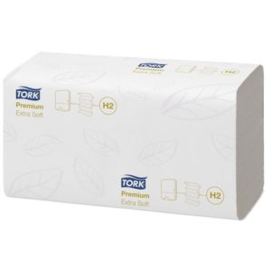 Tork Xpress® Extra Zachte Multifold Handdoek