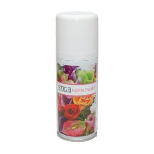 Euro aerosol, floral delight