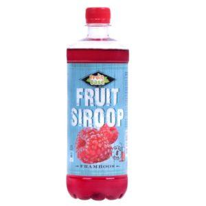 Framboos Fruitsiroop 0,75 liter