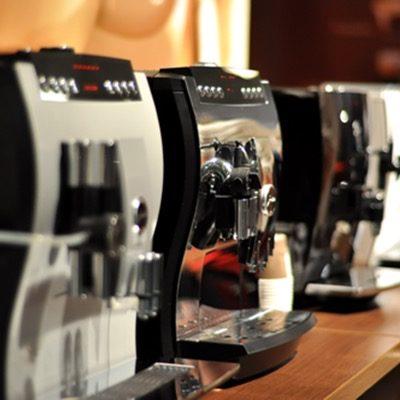 Ons complete koffie aanbod<br>Voor ieder wat wils!